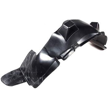 CarPartsDepot 378-15128-11 Front Fender Liner Splash Shield Driver Left Side GM1248105