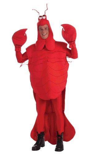 Mardi Gras Craw-Daddy Costume Adult One Size Fits Most One (Craw Daddy Mardi Gras Costumes)