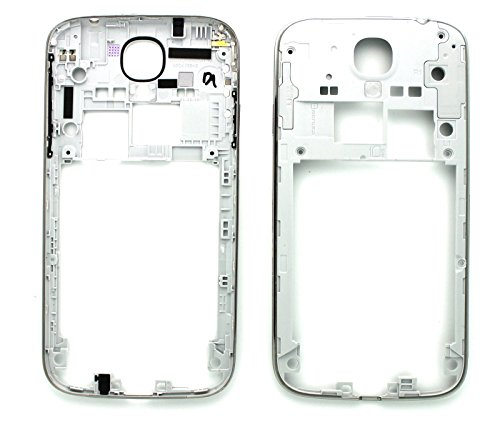 - New Silver Back Plate Housing Camera Mid Frame Bezel Power Button Frame Camera Panel Housing Replacement Part for Samsung Galaxy S4 IV GT-i9500 i9505 i337/AT&T M919/T-Mobile SCH-i545/Verizon SPH-L720/Sprint SCH-R970/US Cellular, ePacket Shipping (i545 Verizon/L720 Sprint/R970 US Cellular)