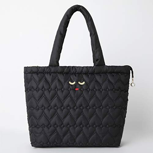 a-jolie QUILTING TOTE BAG BOOK BLACK ver. 付録