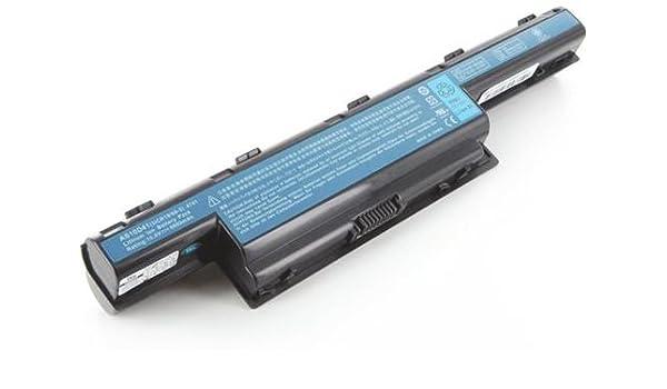 Batería para ordenador portátil Packard Bell AS10D51: Amazon.es: Electrónica