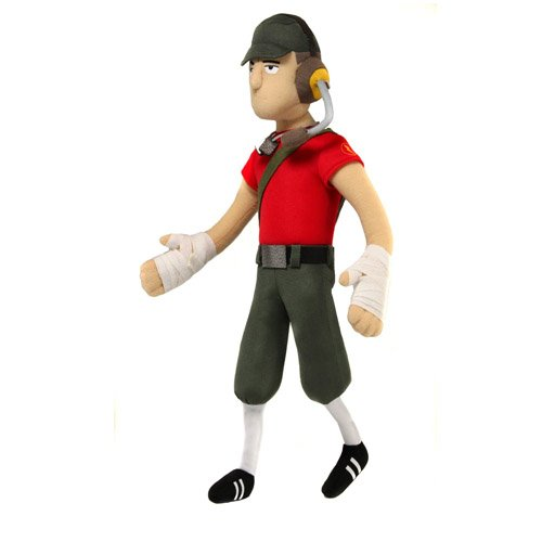 Star Images Team Fortress Scout Plush