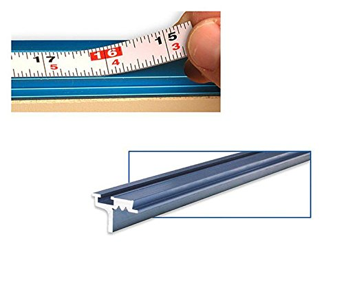 "Kreg Top Trak 48"" with Self Adhesive Measuring Tape 12' by Kreg Tools (Image #3)"