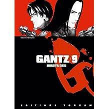 GANTZ T.09