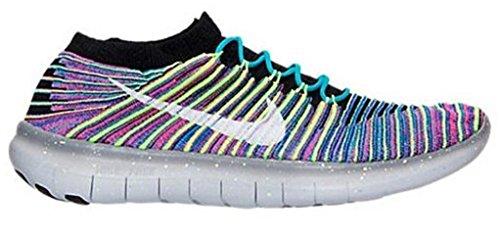 Nike Black De Free racer Running Blue Homme Motion Rn white Chaussures Entrainement Flyknit rrRxUCBq
