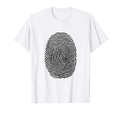 Crime Scene Fingerprint