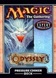 Magic the Gathering MTG Odyssey Pressure Cooker Theme Deck by Wizards [並行輸入品] B015YO8S8W