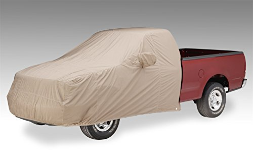 Covercraft C16407RS A great way to protect the pickup cab area from heat sun and snow. Custom patterned for a perfect fit cab area covers fit between the cab and pickup bed. Truck Cab Top Cover Covercraft Custom Cab Area Cover - Reflectect ()