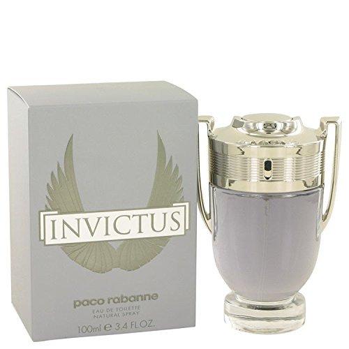 Invictus by Paco Rabanne Eau De Toilette Spray 3.4 oz