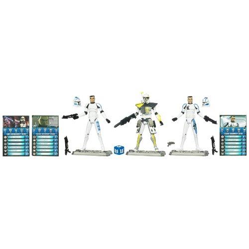 Star Wars 3.75 Inch Battle Pack Battle Game Defend Kamino