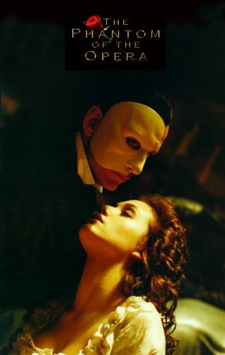 The Phantom of the Opera Poster Movie E 11x17 Gerard Butler Emmy Rossum Patrick Wilson MasterPoster Print, 11x17 by Poster Discount