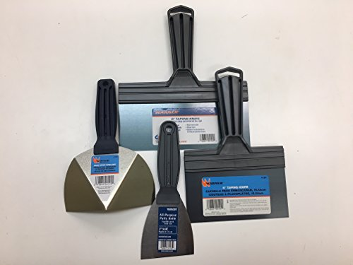 Drywall Taping Knife Set