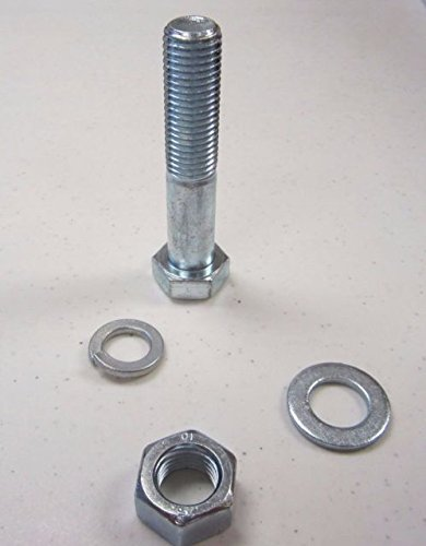 Metric Bolt Nut & Washer Assortment / Kit 1496pc Grade 10.9 Hex Head Cap Screw by Gogad