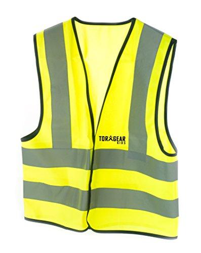 torxgear-kids-child-safety-vest-childrens-hi-vis-apparel-4-reflective-strips