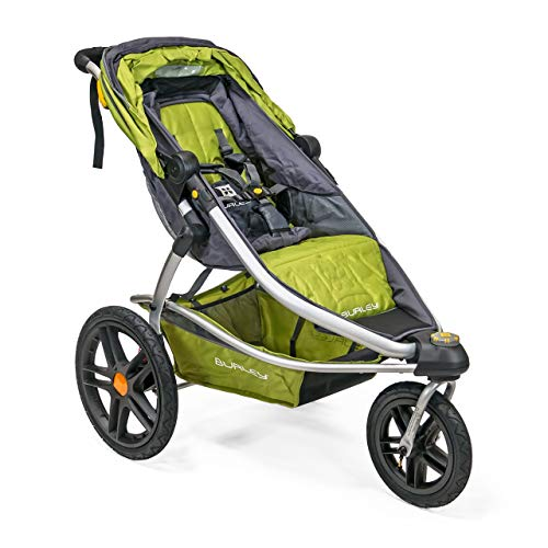 Burley Solstice Jogger, Green (Certified Refurbished)