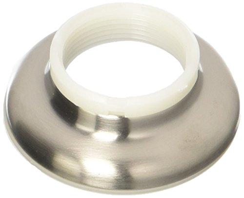 Pfister 960010J Handle Flanges, Brushed Nickel