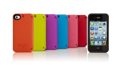 EYN (Everything You Need) Smartphone Case for iPhone 4/4s - Purple (eynpurple)