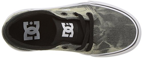 DC Unisex-Kind Trase Tx Se Schuhe Black Print