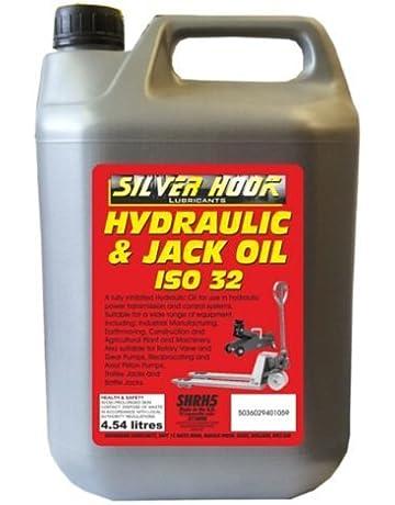 Silverhook shrh4 ISO Aceite Hidráulico 32, 4,54 litros