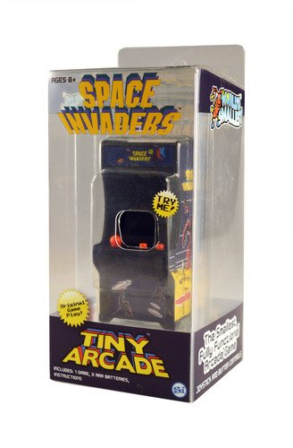 Tiny Arcade Space Invaders Miniature Arcade (Space Invaders)