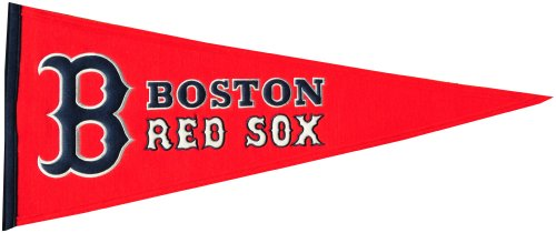 (MLB Boston Red Sox Medium Pennant)
