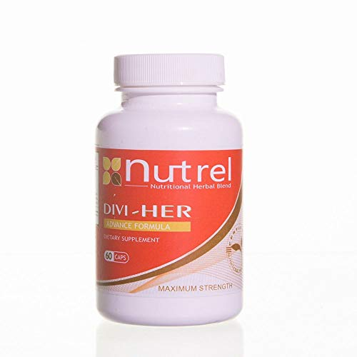 DIVI HER, 4 Bottles 240 CAPS Weight Loss Helps Control Appetite and Food Cravings by DIVI-HER (Image #1)