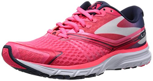 Femme 2 Chaussures Launch Rose de Sport Brooks UnXP5wxRx