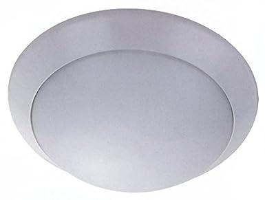 pronetelec Hublot LED Detector de movimiento 30 W 4200 K 120 °, IP54, IK10: Amazon.es: Iluminación