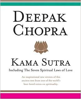 Deepak Chopra: Kama Sutra