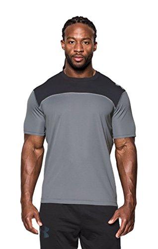 Under Armour Mens UA Combine Training Acceleration T-Shir...