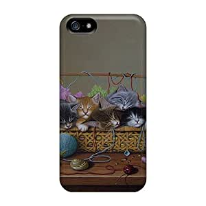 Iphone 5/5s Case, Premium Protective Case With Awesome Look - Basket Of Bliss Braldt Bralds