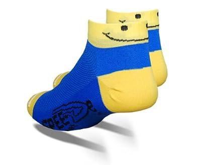 DeFeet Speede Smiley Socks