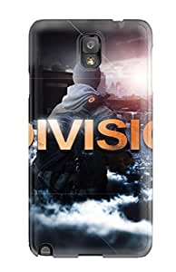 Ryan Knowlton Johnson's Shop New Style Case Cover The Division Compatible With Galaxy Note 3 Protection Case 7152581K99543165