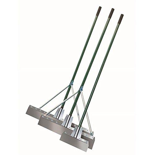 Floor Scraper Steel - Kraft Tool GG018 Floor/Form Scraper, 18-Inch
