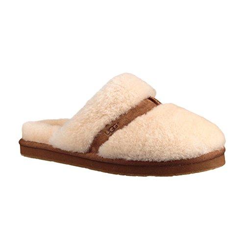1017549 Ugg Dalla Scarpe Ai17 Natural Montone Pantofola Donna rHqBInPq