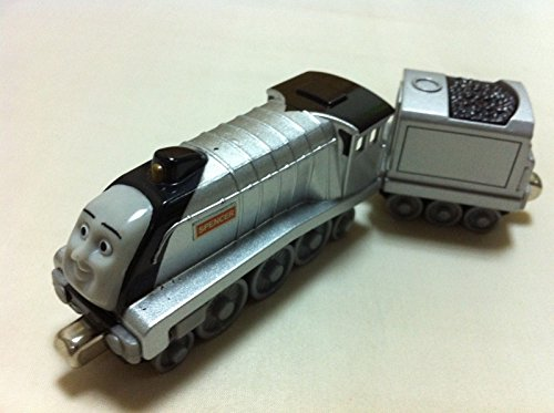 gg Friends Spencer With Tender Magnetic Metal Toy Train Loose In