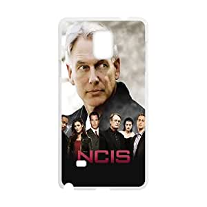 NCIS 3 Samsung Galaxy Note 4 Cell Phone Case White xlb2-022097