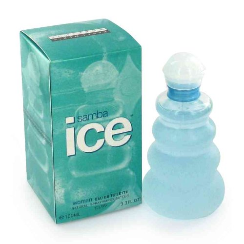 - Samba Ice by Perfumers Workshop For Women. Eau De Toilette Spray 3.3 Ounces