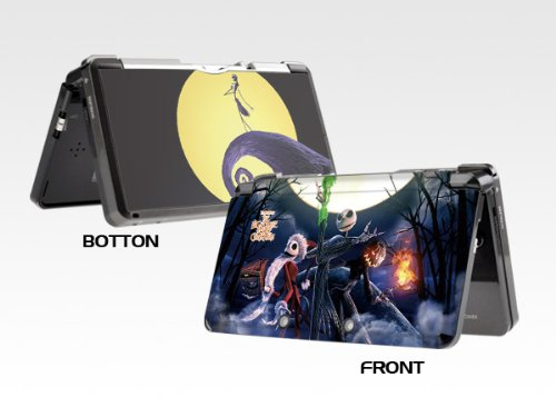 The Nightmare Before Christmas Nintendo 3DS skins decorative decals sticker