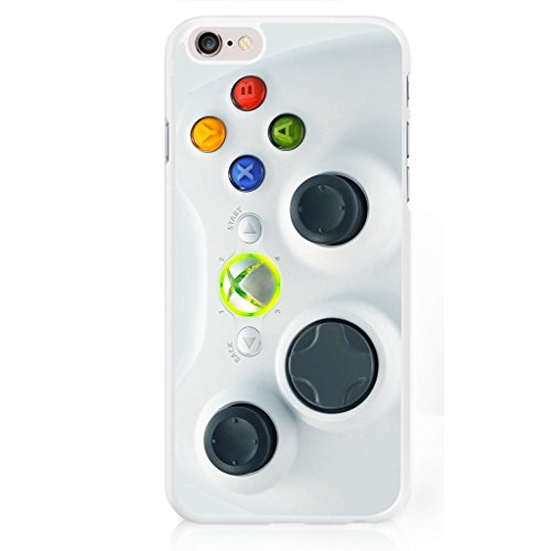 er Silicone Phone Case / Gel Cover for Apple iPhone 5s 5 SE / Screen Protector & Cloth / iCHOOSE / Xbox 360 ()