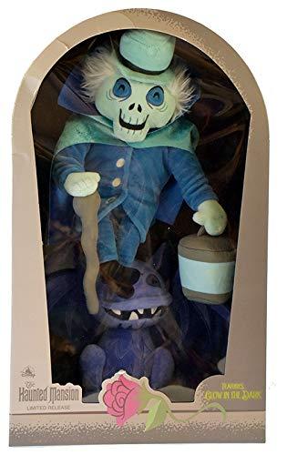 2018 Disneyland Haunted Mansion Hatbox Ghost Mickey Ears Hat B07DBX57Z5