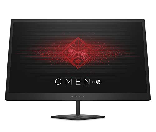 HP Omen 25 FHD 1080p 144Hz LED LCD Gaming Monitor Z7Y57A9T#ABA 1MS...