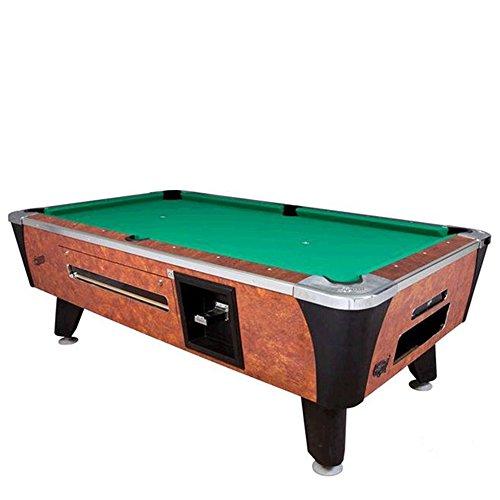 Valley-Dynamo Dynamo Sedona Coin Operated 6 1/2' Pool Table