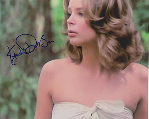 Kristine DeBell Alice In Wonderland 2 Original Autographed 8X10 Photo