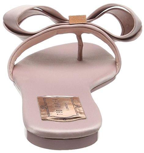 Sandalias Pink light Ted Rojo ffc0cb De Para Beauita Baker Punta Descubierta Mujer SSxAFZwE