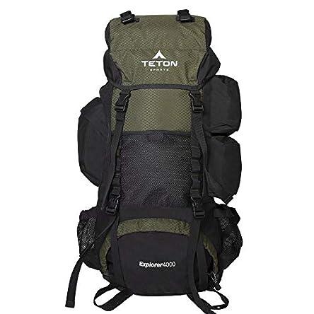 TETON Sports Explorer 4000 Internal Frame Backpack;...