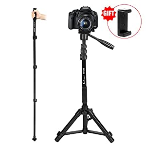 Tripod for Camera and Cellphone