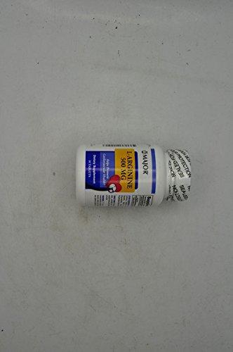 Major L-arginine 50 tablets