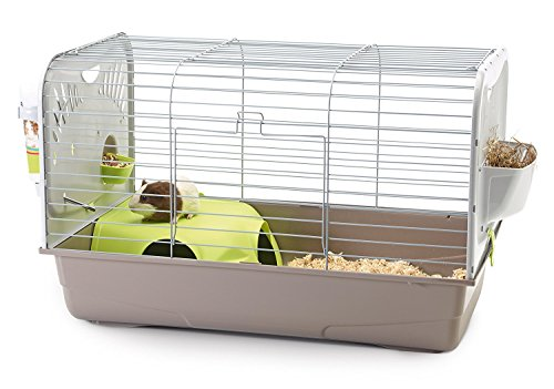 Lixit Animal Care Savic Caesar 2 Knock Down Rabbit and Guinea Pig Cage