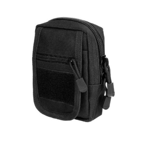 VISM by NcStar Small Utility Pouch, Black ()